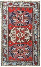 Ardabil Patina Tapis 118X196 D'orient Fait Main Bleu Foncé/Marron Clair (Laine, Perse/Iran)
