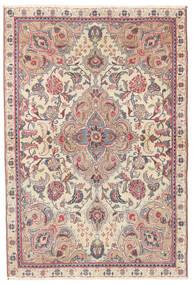Kashmar Patina Dywan 90X132 Orientalny Tkany Ręcznie Beżowy/Ciemnobrązowy (Wełna, Persja/Iran)