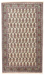 Tabriz Patina Matta 80X137 Äkta Orientalisk Handknuten Beige/Mörkgrå (Ull, Persien/Iran)