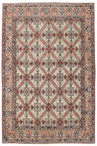 Keshan Patina Rug 135X200 Authentic  Oriental Handknotted Dark Grey/Beige (Wool, Persia/Iran)