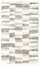 Barchi/Moroccan Berber - インド 絨毯 144X243 モダン 手織り 薄い灰色/ベージュ (ウール, インド)