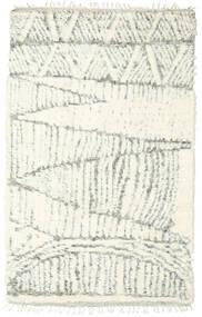 Barchi/Moroccan Berber - Indie Dywan 148X236 Nowoczesny Tkany Ręcznie Beżowy/Biały/Creme (Wełna, Indie)