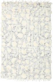 Barchi/Moroccan Berber - Indo Alfombra 152X240 Moderna Hecha A Mano Beige/Blanco/Crema/Gris Claro (Lana, India)