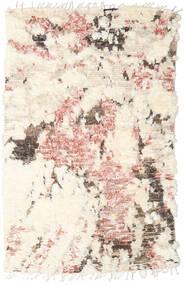 Barchi/Moroccan Berber - Indie Dywan 151X239 Nowoczesny Tkany Ręcznie Beżowy/Jasnoszary (Wełna, Indie)