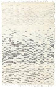 Barchi/Moroccan Berber - Indické Koberec 152X241 Moderní Ručně Tkaný Béžová/Světle Šedá (Vlna, Indie)