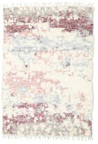 Barchi/Moroccan Berber - インド 絨毯 160X232 モダン 手織り ベージュ/ホワイト/クリーム色 (ウール, インド)