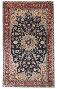 Najafabad Patina Rug 101X170 Authentic  Oriental Handknotted Dark Purple/Dark Red (Wool, Persia/Iran)