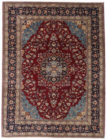 Kashmar Patina Rug 254X335 Authentic  Oriental Handknotted Dark Red/Dark Brown Large (Wool, Persia/Iran)