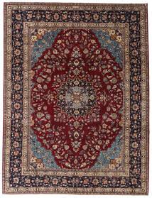 Kashmar Patina Dywan 254X335 Orientalny Tkany Ręcznie Ciemnoczerwony/Ciemnobrązowy Duży (Wełna, Persja/Iran)
