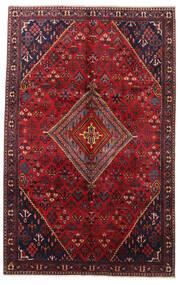 Joshaghan Matto 210X335 Itämainen Käsinsolmittu Tummanpunainen/Tummanruskea (Villa, Persia/Iran)