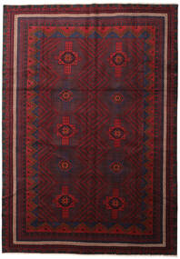 Baluch Rug 285X406 Authentic  Oriental Handknotted Dark Red Large (Wool, Persia/Iran)