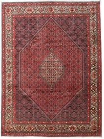 Bidjar Zanjan Rug 240X340 Authentic  Oriental Handknotted Dark Red/Dark Grey (Wool, Persia/Iran)