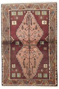 Kelardasht Tappeto 90X130 Orientale Fatto A Mano Rosso Scuro/Marrone Scuro (Lana, Persia/Iran)