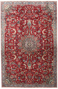 Kashmar Rug 175X270 Authentic  Oriental Handknotted Dark Red/Crimson Red (Wool, Persia/Iran)