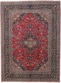 Kashmar Patina Alfombra 242X330 Oriental Hecha A Mano Negro/Gris Claro (Lana, Persia/Irán)