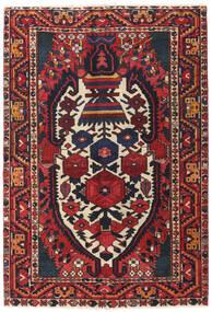 Baktjar Patina Dywan 135X199 Orientalny Tkany Ręcznie Ciemnoczerwony/Czarny (Wełna, Persja/Iran)