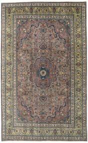 Kashmar Patina Dywan 195X310 Orientalny Tkany Ręcznie Ciemnoszary/Jasnobrązowy (Wełna, Persja/Iran)
