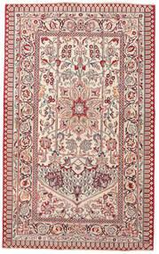 Keshan Patina Rug 127X207 Authentic  Oriental Handknotted Light Grey/Beige (Wool, Persia/Iran)