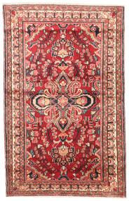 Lillian Dywan 105X168 Orientalny Tkany Ręcznie Ciemnoczerwony/Beżowy (Wełna, Persja/Iran)