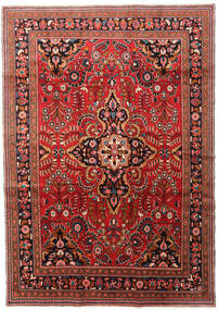 Lillian Rug 212X302 Authentic  Oriental Handknotted (Wool, Persia/Iran)