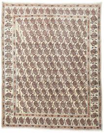 Kashmar Rug 208X264 Authentic  Oriental Handknotted Light Grey/Beige (Wool, Persia/Iran)