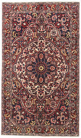 Bakhtiari Rug 152X265 Authentic  Oriental Handknotted Dark Brown/Dark Red (Wool, Persia/Iran)