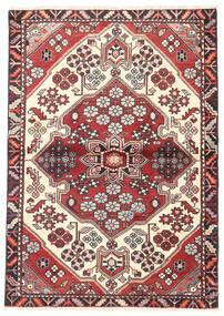 Saveh Szőnyeg 100X150 Keleti Csomózású Sötétpiros/Sötétbarna (Gyapjú, Perzsia/Irán)