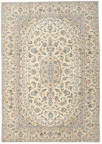 Yazd Patina Rug 240X345 Authentic  Oriental Handknotted Light Grey/Beige (Wool, Persia/Iran)