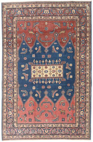 Ardabil Patina Tapis 190X290 D'orient Fait Main Marron/Beige (Laine, Perse/Iran)
