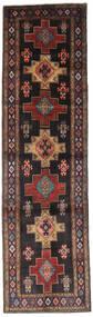 Sarab Dywan 120X430 Orientalny Tkany Ręcznie Chodnik Czarny/Ciemnoczerwony (Wełna, Persja/Iran)