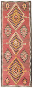 Kilim Fars Rug 140X385 Authentic  Oriental Handwoven Hallway Runner  (Wool, Persia/Iran)