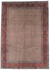 Moud Tappeto 248X350 Orientale Fatto A Mano Marrone Scuro/Marrone (Lana/Seta, Persia/Iran)