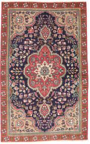 Tabriz Patina Matto 90X140 Itämainen Käsinsolmittu Tummanharmaa/Ruoste (Villa, Persia/Iran)