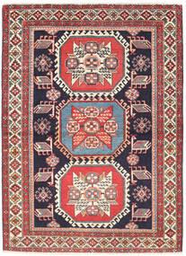 Ardebil Patina Rug 105X155 Authentic  Oriental Handknotted Dark Grey/Rust Red (Wool, Persia/Iran)