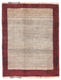 ギャッベ キャシュクリ 絨毯 80X100 モダン 手織り 薄い灰色/ホワイト/クリーム色 (ウール, ペルシャ/イラン)