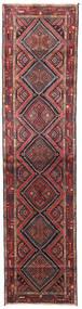 Koliai Koberec 75X310 Orientální Ručně Tkaný Běhoun Tmavě Červená/Tmavošedý (Vlna, Persie/Írán)