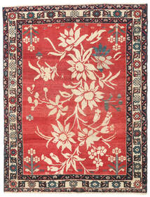 Bakhtiar Patina Vloerkleed 153X205 Echt Oosters Handgeknoopt Rood/Zwart (Wol, Perzië/Iran)