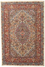 Kashmar Patina Dywan 195X290 Orientalny Tkany Ręcznie Ciemnobrązowy/Ciemnoszary (Wełna, Persja/Iran)