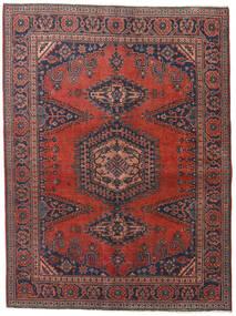 Wiss Patina Matto 160X210 Itämainen Käsinsolmittu Tummanpunainen/Tummanruskea (Villa, Persia/Iran)