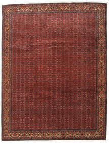Bidjar Vloerkleed 257X335 Echt Oosters Handgeknoopt Donkerrood/Donkerbruin Groot (Wol, Perzië/Iran)