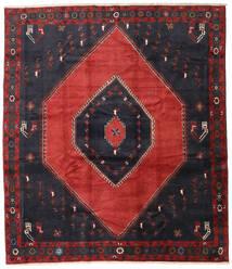 Kelardasht Tappeto 250X290 Orientale Fatto A Mano Nero/Rosso Scuro Grandi (Lana, Persia/Iran)