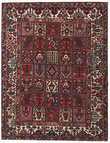 Bakhtiari Patina Rug 243X315 Authentic  Oriental Handknotted Dark Red/Black (Wool, Persia/Iran)