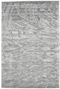 Sierra - Grey Rug 100X160 Modern Light Grey/Dark Grey ( Turkey)