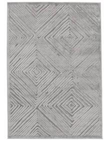 Tuscany - Grå Matta 240X340 Modern Ljusgrå/Mörkgrå ( Turkiet)