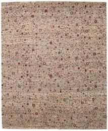 Gabbeh Loribaft Rug 247X300 Authentic  Modern Handknotted Light Brown/Light Grey (Wool, India)