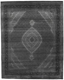 Gabbeh Loribaft Dywan 238X304 Nowoczesny Tkany Ręcznie Ciemnoszary/Czarny (Wełna, Indie)