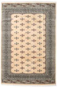 Pakistan Bokhara 2Ply Matto 172X250 Itämainen Käsinsolmittu Beige/Tummanharmaa (Villa, Pakistan)