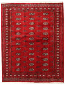 Pakistan Bokhara 3Ply Rug 168X214 Authentic  Oriental Handknotted Crimson Red/Dark Red (Wool, Pakistan)