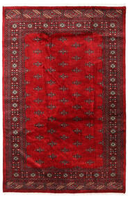 Pakistan Bokhara 3Ply Rug 169X255 Authentic  Oriental Handknotted Dark Red/Crimson Red (Wool, Pakistan)