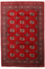 Pakistan Bokhara 3Ply Rug 173X258 Authentic Oriental Handknotted Crimson Red/Dark Red (Wool, Pakistan)